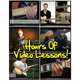 learn to play blues video lessons