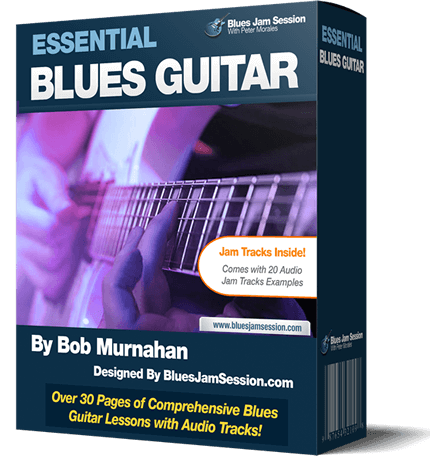 blues guitar essentials course
