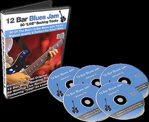 best 12 bar blues jam tracks